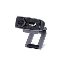 Webcam Genius 1000X HD 720P Black - Hàng Chính Hãng