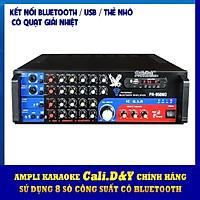 Amply USB Bluetooth Karaoke nghe nhạc Cali.D&Y PA-9500D - hàng chính hãng