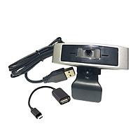 Webcam Dùng Cho Máy Tính, Laptop CM330G Kèm Cáp OTG