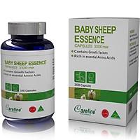 BABY SHEEP ESSENCE – VIÊN UỐNG NHAU THAI CỪU 60 VIÊN