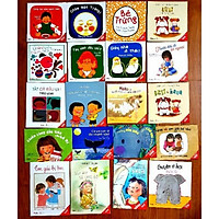 Sách Truyện tranh Nhật Bản Ehon Full 20 cuốn