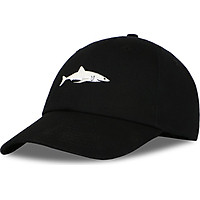 Unisex Fashion Cartoon Shark Embroidery Sports Hat Adjustable Baseball Cap