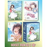 Ame & Yuki - Những Đứa Con Của Sói Boxset 3 Tập