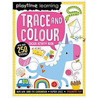 Playtime Learning Trace And Colour
