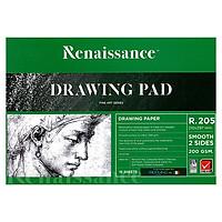 Tập Vẽ A4 Masterart - Renaissance R-205