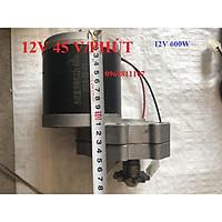 Motor giảm tốc 12V 600W có chổi than