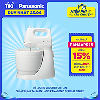 Máy Đánh Trứng Để Bàn Panasonic MK-GB3WRA - Hàng chính hãng