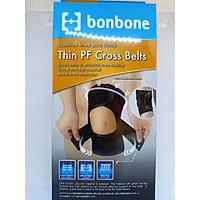Đai Cố Định Đầu Gối Bonbone Thin PF Cross Belts ( free size)