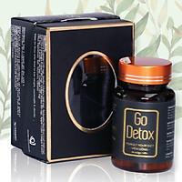 Trà GO DETOX công ty Maxi SG ( mẫu mới ) -Giảm cân an toàn , hiệu quả