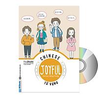 Chinese Joyful - Vui học tiếng Trung - Từ Vựng + DVD tài liệu quà tặng