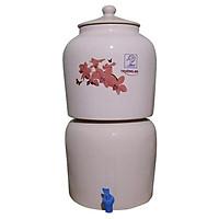 Bình lọc nước Trường An 09 -  Gốm sứ cao cấp - Hàng chính hàng -  Hàng  sản xuất tại Việt Nam - Đồ dùng gia đình - Thiết bị lọc nước