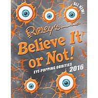 Ripley's Believe It or Not! 2016 (Hardback)