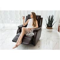 Sofa thư giãn cao cấp POANG-sofa động cơ điện tùy chỉnh nhiều tư thế thư giãn
