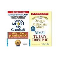 Combo 2 Cuốn Sách: Ai Lấy Miếng Pho Mát Của Tôi ? + Bí Mật Tư Duy Triệu Phú