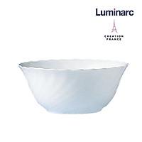 Bộ 6 Tô Thuỷ Tinh Luminarc Trianon Trắng 24cm - LUTRN3655