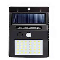 Đèn led chiếu sáng chống nước năng lượng mặt trời 30 LED