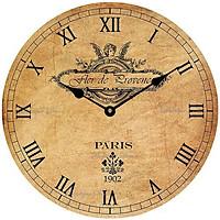 Đồng hồ treo tường phong cách cổ MS 20