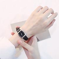 Đồng hồ dây da thời trang nữ Rtx1, mặt trái xoan thiết kế nhỏ gọn cực đẹp
