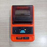 Máy in hóa đơn, in tem nhiệt không dây Bluetooth di động Puty C51DC ( Hàng nhập khẩu)