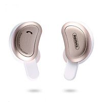 Bộ 2 Tai Nghe Bluetooth Remax TWS-1 + Tặng Kèm 01 Dây Đeo ĐT - Hàng Chính Hãng