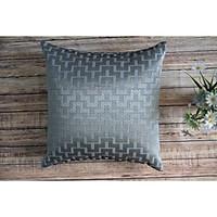 Vỏ vối tựa lưng sofa handmade, 45x45cm dùng cho phòng khách, giường ngủ, văn phòng, hoa văn đẹp
