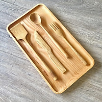 Muỗng tre tự nhiên - dùng trong nhà bếp hoặc dùng trang trí chụp ảnh