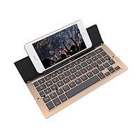Bàn phím Bluetooth đa năng F18 cho smartphone, iPad, máy tính bảng