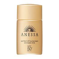 Sữa Chống Nắng Cho Mọi Loại Da Anessa Perfect UV Sunscreen Skincare Milk 20ml