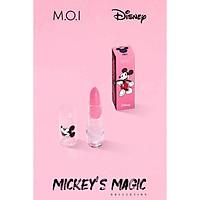Son Dưỡng M.O.I Hồ Ngọc Hà MAGIC LIPS  TẶNG 01 miếng mặt nạ GẠO