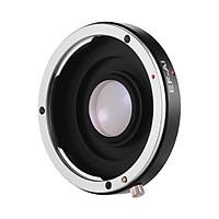 Phụ Kiện Gắn Ống Kính Lấy Nét Tự Động EF-Al Cho Ống Kính Canon EF EF-S /DSLR Nikon /Nikon D3500 D5600 - Đen