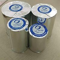 Sét 10 cuộn giấy in nhiệt K80 ∅80 (OJI - JAPAN) Hàng nhập khẩu