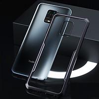 Ốp lưng cho Xiaomi Redmi Note 9S chống sốc trong viền nhựa dẻo XunDD - Hàng Nhập Khẩu