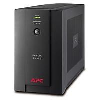 Bộ Lưu Điện Hãng APC Back-UPS 1400VA, 230V, AVR, Universal and IEC Sockets - BX1400U-MS - Hàng Nhập Khẩu