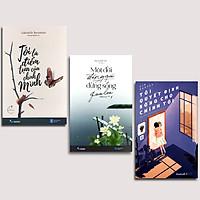 Combo 3 cuốn: Tôi là điểm tựa của chính mình + Một đời đáng giá đừng sống qua loa + Tôi quyết định sống cho chính tôi