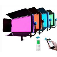 Đèn led quay phim 180w A-2200C RGB Yidoblo hàng chính hãng.