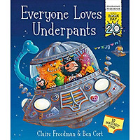 Sách tiếng Anh - Everyone Loves Underpants