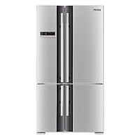 Tủ Lạnh Inverter Mitsubishi MR-L78EH-ST-V (635 lít) - Thép Không Gỉ - Hàng chính hãng + Tặng Bình Đun Siêu Tốc