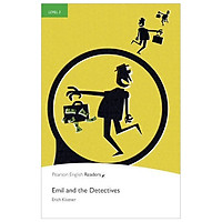 Level 3: Emil and the Detectives Book and MP3 Pack (Pearson English Graded Readers)