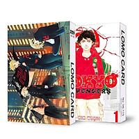(KHÔNG KÈM HỘP) Hộp ảnh lomo in hình TOKYO REVENGERS anime 30 tấm dễ thương xinh xắn