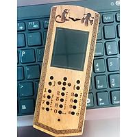 Vỏ gỗ cho điện thoại Nokia 106 năm 2018
