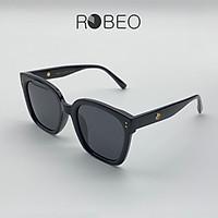 Kính mát vuông ROBEO GM-Jennie, gọng nhựa tròng phân cực chống tia UV - Fullbox