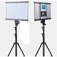 Bộ 2 đèn led bảng Studio 192w ZD-100E Yidoblo hàng chính hãng.