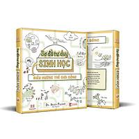 Sách: Sơ đồ tư duy sinh học - Bổ sung kiến thức thế giới tự nhiên