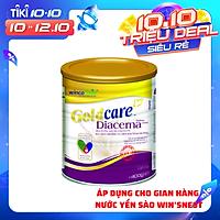Sản phẩm dinh dưỡng GOLDCARE DIACERNA 400g: dinh dưỡng đặc biệt dành cho người đái tháo đường và tiền đái tháo đường giúp ổn định đường huyết.
