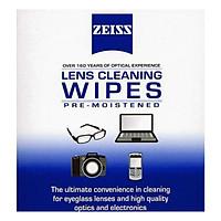 Giấy Lau Lens Carl Zeiss Lens Wipe (60 Miếng) - Hàng Nhập Khẩu