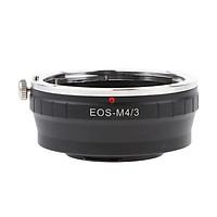 Ngàm chuyển lens cho Canon EOS - Micro m4/3 Camera ( Hàng nhập khẩu )