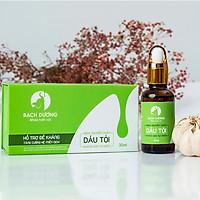 Tinh dầu tỏi Bạch Dương Organic 30ml