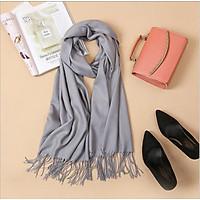 Khăn quảng cổ chất len dệt mịn thời trang
