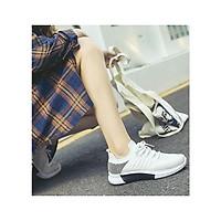 Giày sneaker , chạy , đi bộ , thể thao , tập gym thời trang nữ WF15