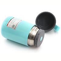 Bình giữ nhiệt, bình ủ cháo Elmich 2242355 650ml màu xanh